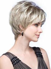 MEGAN Noriko Wig $SALE Sunny Blond MedAshBrownWGoldHighlight BEST PRICES Reg$156