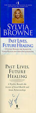 Sylvia Browne SIGNED AUTOGRAPHED Past Lives Future Healing HC 1st Ed/1st Psychic