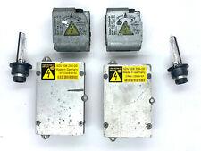 2x OEM 06-11 Mercedes CLS Xenon HID Headlight Ballast Igniter D2S Bulb Kit