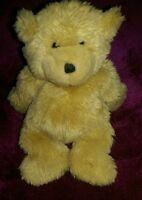 "10"" JELLYCAT GOLDEN BROWN MEDIUM SQUIDGY TEDDY BEAR SOFT TOY"