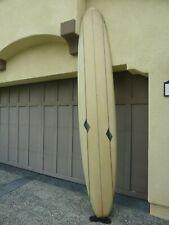 "Haut vintage 1960's 10' 2"" classic custom longboard, No. ""50"", ex condition"