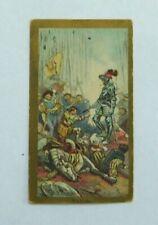 American Tobacco Company Cigarette Card c.1901 Battle Scenes - Pavia