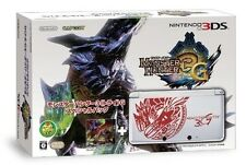 Used Nintendo 3DS Monster Hunter 3 Try G Special Pack import Japan
