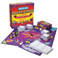 New Absolute Balderdash Board Game The Hilarious Bluffing Game Official