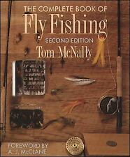 The Complete Book of Fly Fishing by Tom McNally