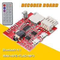 BT MP3 Decoding Module Audio Receiver Board Car Speaker Amplifier Decoder Player