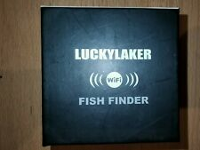 Luckylaker fish finder portable wifi smartphone fish finder IOS / ANDROID