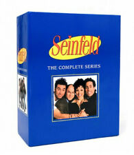 Seinfeld The Complete Series 1-9 season collection (DVD, 2013, 33-Disc box Set)