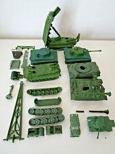 Lot carcasses Chars Atlantic pour pièces 1:72 petits soldats