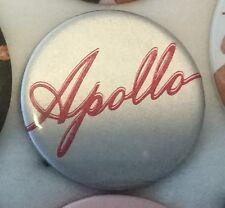 Vintage Apollo Pin / Button