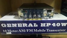 GENERAL HP40W ALIGNED & TUNED 150+ WATTS OUTPUT
