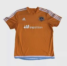 Adidas Houston Dynamo Soccer Jersey Men's size XL