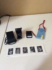 American Girl Photography Set Pre BeForever Kit's Camera, Case, Stickers Lot