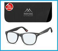 occhiali per computer da pc anti luce blu non graduati vista filtro riposo finti