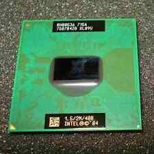 CPU Intel Pentium M 715A Centrino 1.50GHz 400MHz - SL89U mobile 2MB 1.50/2M/400