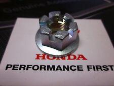 Genuine Honda Front Wheel Hub Axle Nut TRX250EX TRX300EX TRX 400EX TRX250R 450R