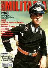 MILITARIA REVISTA, N° 163 DE 1999. PILOTE DE B17