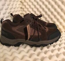 NORD TRAIL MT Hunter ll M Brown Leather Hiking Athletic Shoes Mens Size 13 NEW