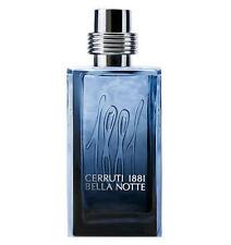 1881 Bella Notte for Men Nino Cerruti Eau de Toilette Spray 4.2 oz  - New Tester