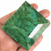 880 Cts Certified Natural Emerald Stunning Green Huge Museum Size Gemstone