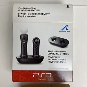PLAYSTATION MOVE CHARGING STATION PLAYSTATION 3 NEW IN PACKAGE PS3