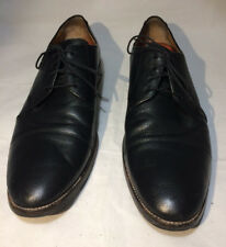 Cole Haan Grand OS Mens Black Pebbled Shoe Lace Oxford Shoes 11.5.