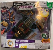 Transformers Cybretron Ultra Dark Scorponok 2005 NEW MISB