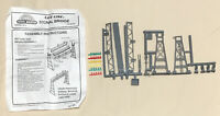 HO Scale LIFE-LIKE Scene Master Craftsman Bridges #8215 Signal Bridge