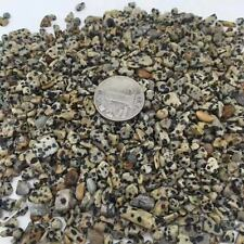 Natural Leopard grain stone gravel polishing  stone fish tank decoration 2.2lb