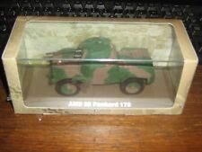 WW2 - The Panhard 178 armoured car - french  - MINT IN BOX - 1:43