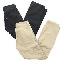 Levis Boy's Youth Regular Fit 5 Pocket Brushed Duck Canvas Carpenter Pants Jeans