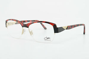 CAZAL Glasses Mod 4204 Col 002 half-Rim Titanium Luxury Eye Frame Gafas + Case