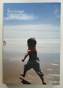 2010 New Zealand Stamp Collection - Annual Album