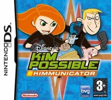 Gioco NINTENDO DS usato garantito DISNEY KIM POSSIBLE KIMMUNICATOR ita