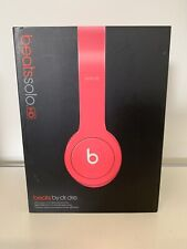 Beats by Dr. Dre solo HD on-ear auriculares Pink Matt Especial Edition