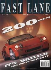 FAST LANE MAGAZINE - May 1989