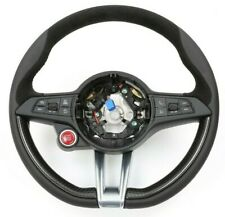 Alfa Romeo Stelvio QV Giulia Quatrofoglio Carbon Steering Wheel ** BRAND NEW