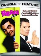 BEAN THE MOVIE + JOHNNY ENGLISH DOUBLE FEATURE New DVD Rowan Atkinson