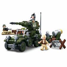 Sluban 0679 - WWII - 4in1 ARMY Geschenkbox - Neu