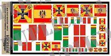 Diorama - Condor & Italian Legion Flags, Spanish Civil War 1/72,1/48,1/35,1/32