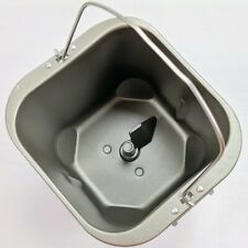 New listing West Bend Bread & Dough Maker Replacement Pan and Paddle For Models 41082 41083