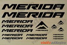 PEGATINA VINILO STICKER Merida ref2 bicicleta bike autocollant aufkleber adesivi