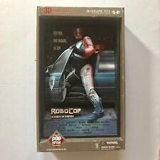 2007 McFarlane Toys Pop Culture Masterworks Robocop 3D Movie Poster