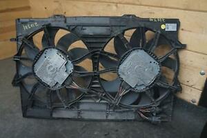 Electric Radiator Cooling Fan Dual Motor 3.0L 4H0959455AD OEM Audi A6 A7 2012-18