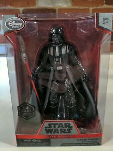 Darth Vader Elite💥 Die Cast Star Wars Figure 🌑 7'' NIB Disney