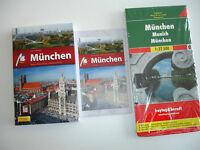 München CityPlan F&B plus München Reiseführer mit Karte Michael Müller