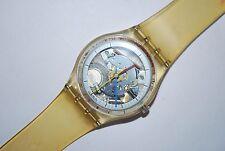 1985 Vintage Swatch Watch GK-100 JELLY FISH Unisex Swiss Quartz Plastic Classic
