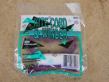 Hi-Flier MFG Co 200 FT Feet Kite String Cord Twine PURPLE Handle Winder 8301