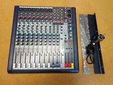 Soundcraft / MFXi 8 / Analog-Mischpult