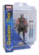 Thor Ragnarok Marvel Movies Gladiator THOR Action Figure DIAMOND Select